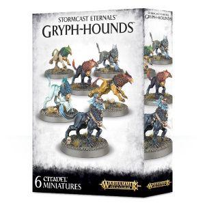 Stormcast Eternals Gryph Hounds