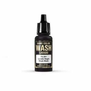 Val201 Black Wash