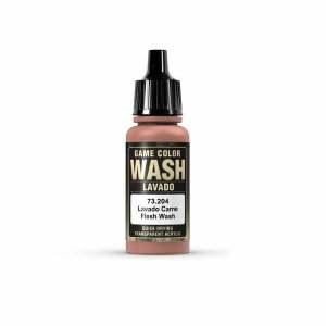 Val204 Flesh Wash