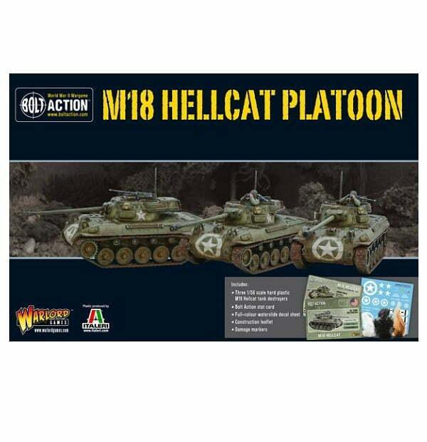Hellcat Platoon