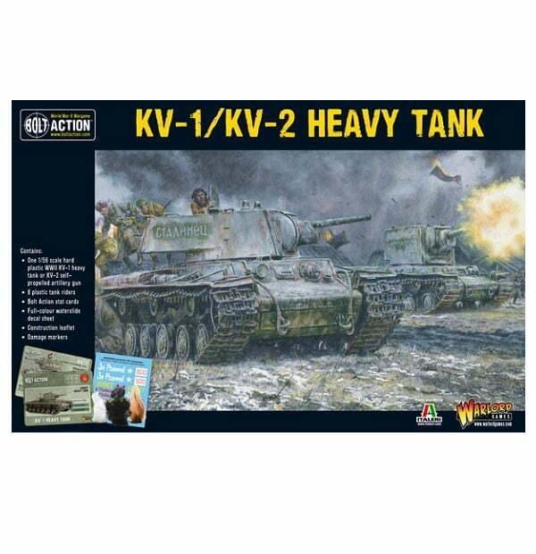 KV1 / 2 Plastic Box Set