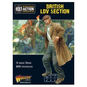 British LDV section