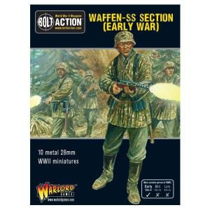 Early War Waffen-SS squad (1939-1942)
