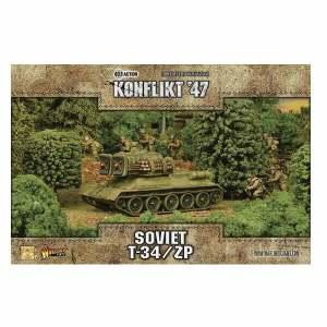 Soviet T34/ZP