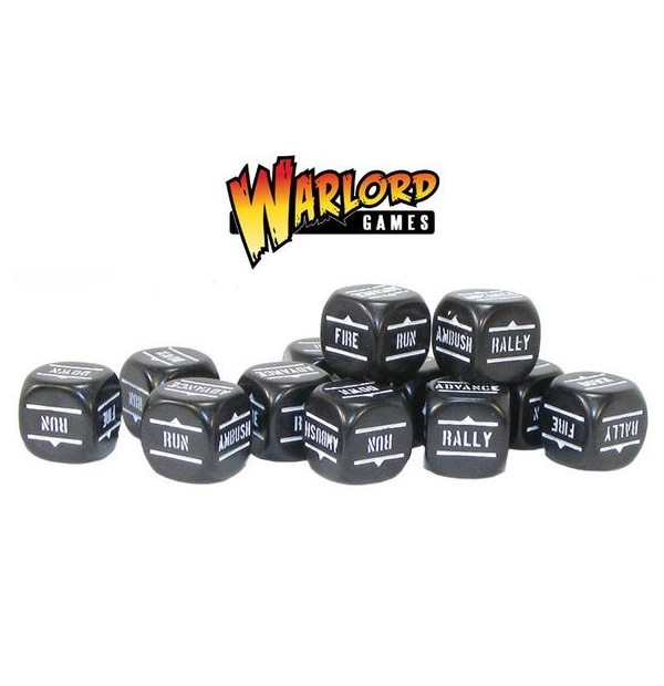 Black Order Dice pack