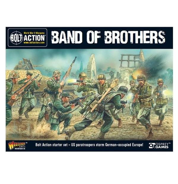 "Bolt Action 2 Starter Set - ""Band of Brothers"""