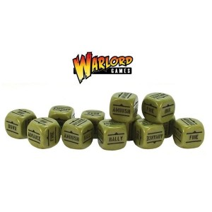 Green Order Dice pack