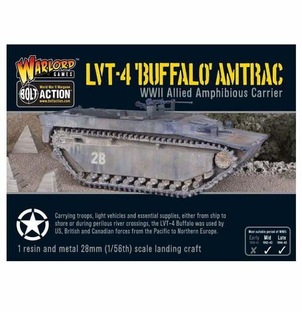 LVT-4 'Buffalo' Amtrac