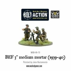 """BEF 3"""" medium mortar (1939-40)"""
