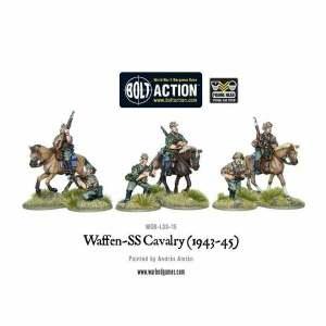 Waffen SS Cavalry 1942-45
