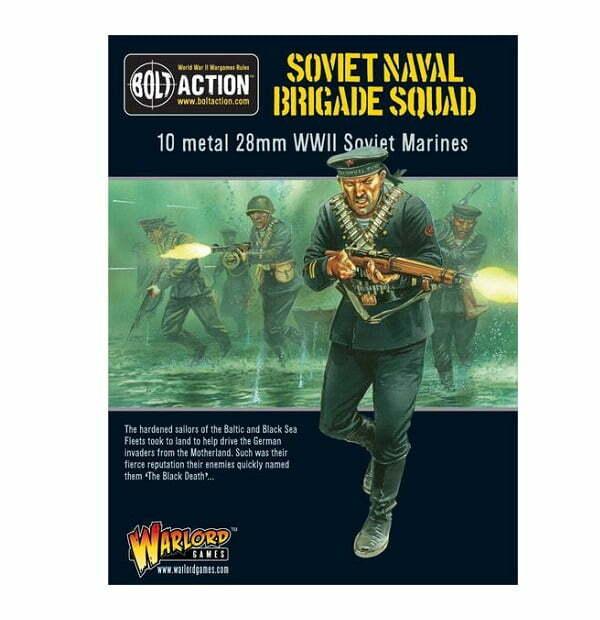 Soviet Naval Brigade box set