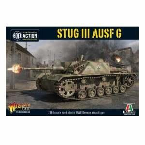 StuG III ausf G or StuH-42 plastic box set