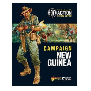 Bolt Action Campaign: New Guinea