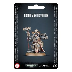 Grey Knight Grand Master Voldus