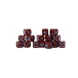 British Airborne D6 Dice Pack