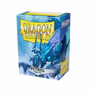 Dragon Shield Sleeves Matte Petrol 100Dragon Shield Sleeves Matte Petrol 100