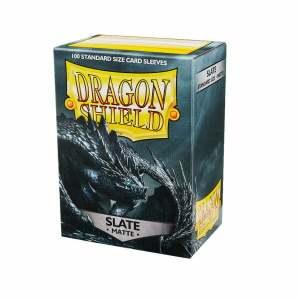 Dragon Shield Sleeves Matte Slate 100