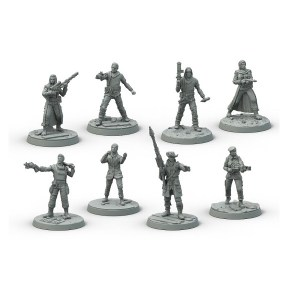 Fallout: Wasteland Warfare - Survivors Core Box