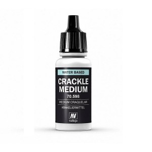 Val598 Crackle Medium