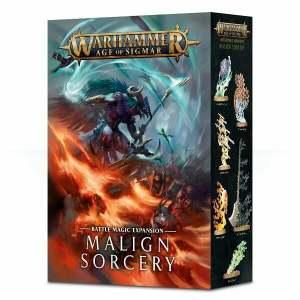 Warhammer Age of Sigmar: Malign Sorcery