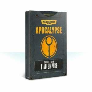Apocalypse Datasheet Cards: T'au Empire