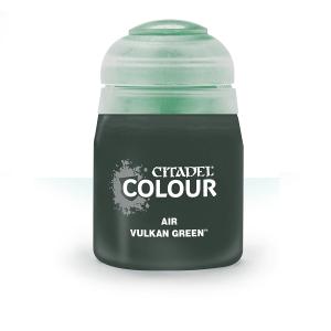Vulkan Green: Air (24ml)