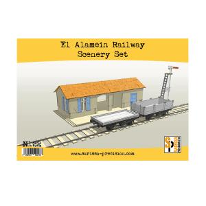 El Alamein Railways Station Set