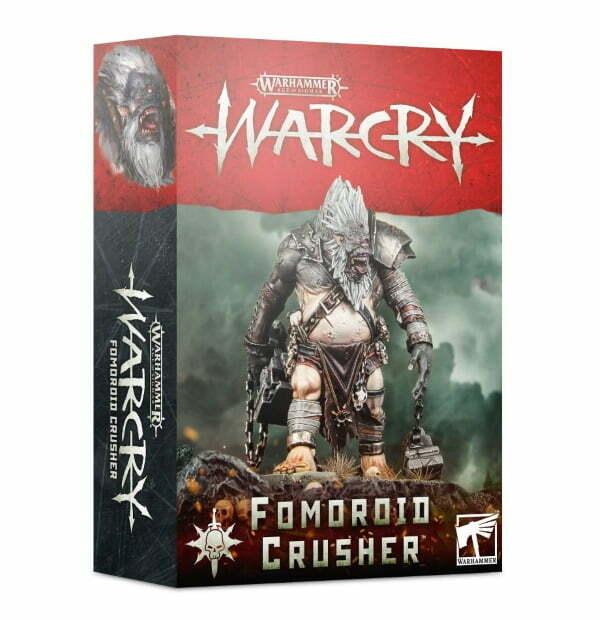Fomoroid Crusher