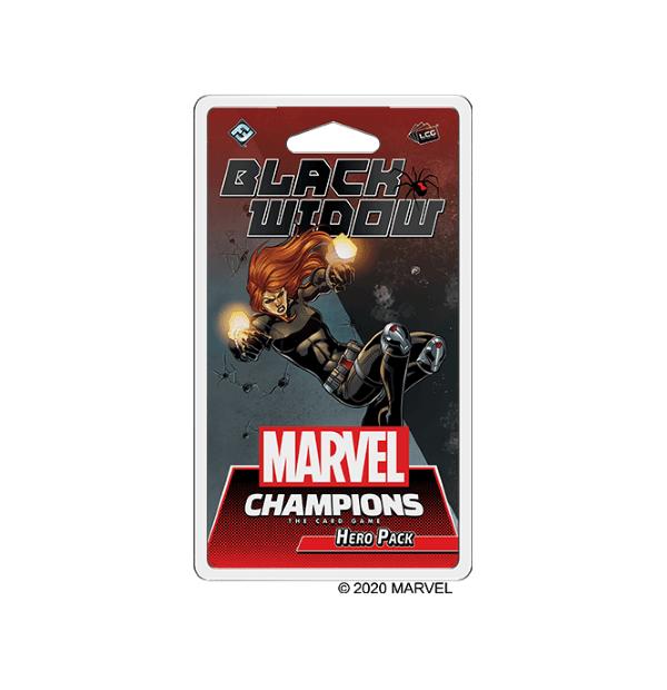 Marvel Champions: Black Widow Hero Pack