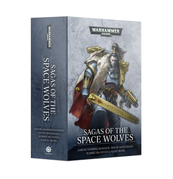 Sagas of the Space Wolves (SB)