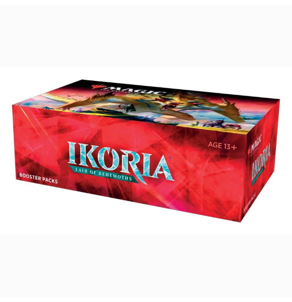 Magic the Gathering: Ikoria: Lair of Behemoths Booster Box