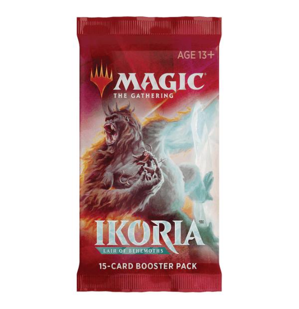 Magic the Gathering: Ikoria: Lair of Behemoths Booster