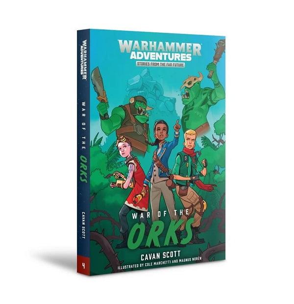 Warped Galaxies: War of the Orks (SB)