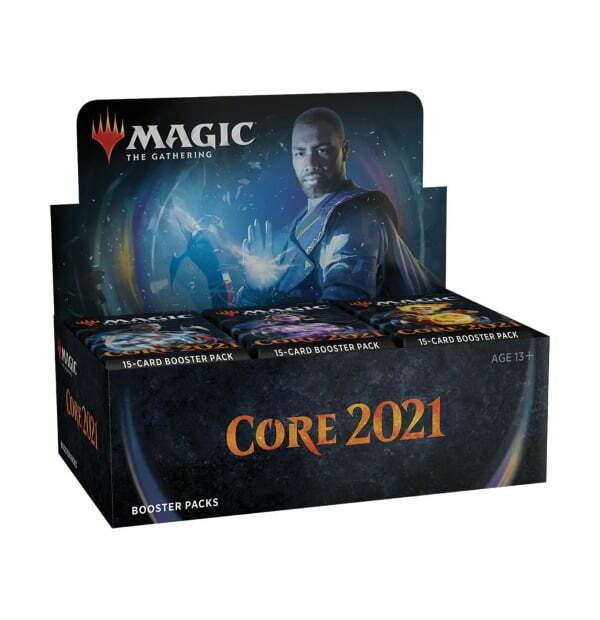 Magic the Gathering: Core Set 2021 Booster Box