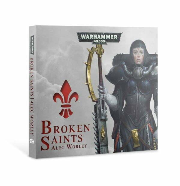 Broken Saints (Audio)