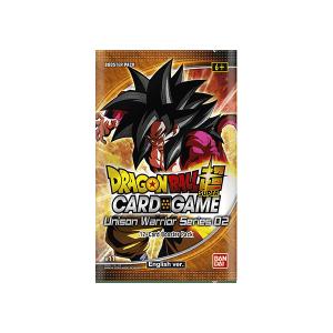 Dragon Ball Super Card Game: Unison Warrior Series 2 Booster
