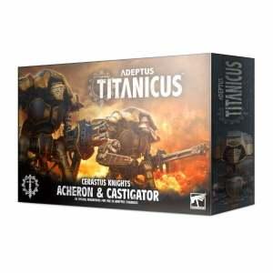 Adeptus Titanicus: Cerastus Knights Acheron & Castigator