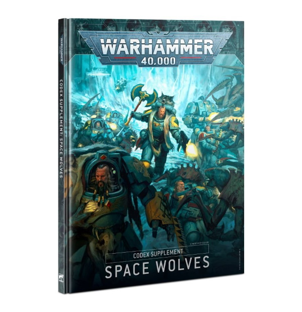 Space Wolves Codex Supplement