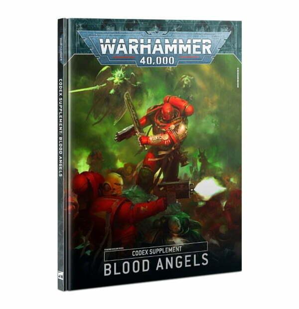 Blood Angels Codex Supplement