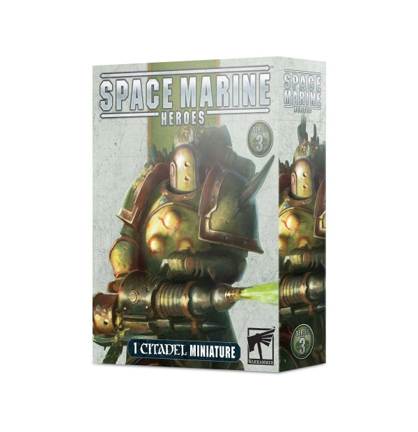 Space Marine Heroes Series 3 Pack