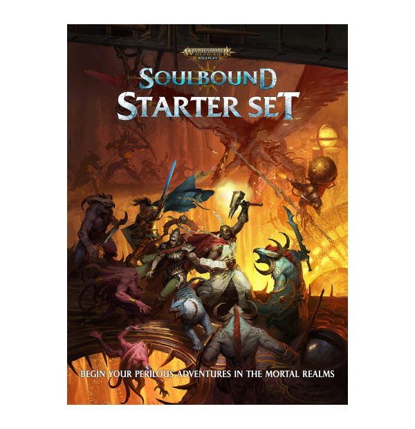 Warhammer Age of Sigmar Soulbound Starter Set