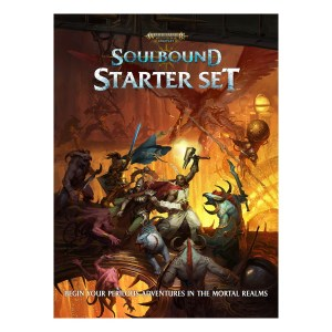 Warhammer Age of Sigmar Soulbound Starter Set