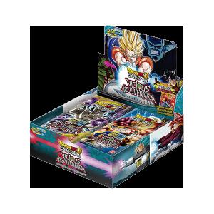 Dragon Ball Super Card Game: Unison Warrior Series Vicious Rejuvenation Booster Box