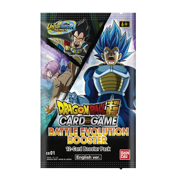 Dragon Ball Super Card Game: Battle Evolution Booster