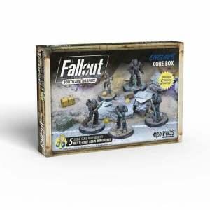 Fallout: Wasteland Warfare - Enclave: Core Box