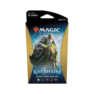 Magic the Gathering: Kaldheim Viking Themed Booster