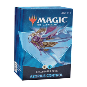 Magic the Gathering: Azorius Control Challenger Deck