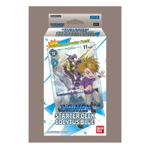 Digimon Trading Card Game: Starter Deck- Cocytus Blue ST-2