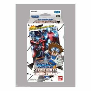 Digimon Trading Card Game: Machine Black Starter Deck ST-5