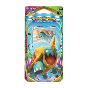 Pokémon Trading Card Game: Vivid Voltage Drednaw Theme Deck